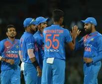 Rohit praises Washington Sundar