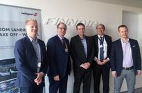 Finnair and Swissport sign contract extension for Helsinki