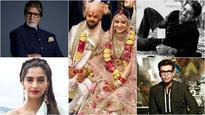 Virushka Wedding | Amitabh Bachchan to Sachin Tendulkar: Anushka Sharma-Virat Kohli flooded with blessings!