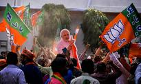 BJP emerges strong ahead of 2019