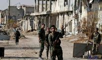 Syrian army fully controls old city of Syria's Aleppo