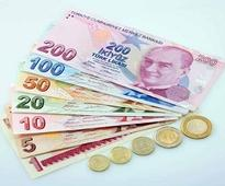 Lira falls most in 8 years as stock futures sink on Turkey coup attempt