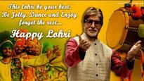 Happy Lohri   From Akshay Kumar to Amitabh Bachchan, Bollywood celebs wish fans