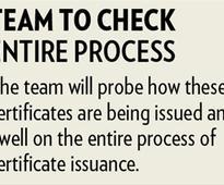 SIT to probe caste certificate scam