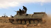 Anti-IS alliance eyes 'capital' Raqqa