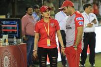 Coach denies any threat from KXIP co-owner Preity Zinta