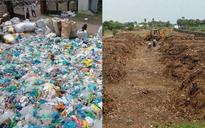 In a first of its kind, Karaikal in Puducherry generates compost from waste in dumping yard