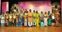 Parichay Foundation conferred AARYA awards to 11 women achievers of Odisha