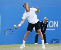 Denis Kudla makes progress in Memphis Open