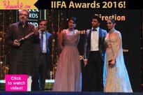 Sanjay Leela Bhansali specially calls Priyanka Chopra on stage while accepting his Best Director award!