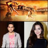 Ayushmann-Amy to imitate Hrithik Roshan's MOHENJO DARO? - News