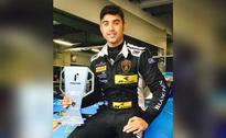 Armaan Ebrahim Secures Podium At Lamborghini Blancpain Super Trofeo