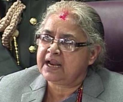 Nepal's first woman chief justice faces impeachment