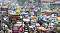 Hyderabad: Traffic curbs today near Lal Bahadur stadium