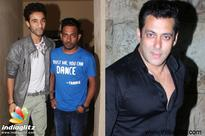 Dharmesh, Raghav to share screen space with Salman Khan