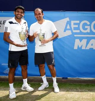Wimbledon: Raja-Sharan enter second round