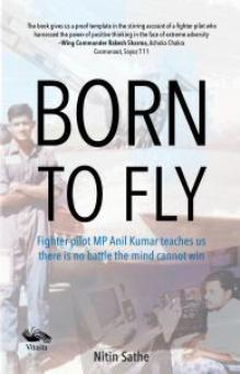 Born To Fly wins Award for Best Non Fiction