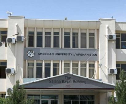 American University of Afghanistan no stranger to threats