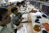Sensex edges higher after setback; Tata Motors up 2.6%