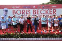 Boris Becker Teams Up With LTA For Coaching Drive at Mission Hills
