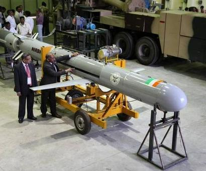India test fires 'Nirbhay' missile