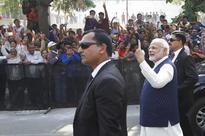 Looking into Congress complaint against PM: EC