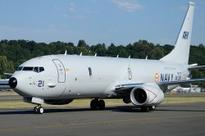 Boeing Delivers First P-8I Aircraft To Indian Navy