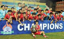Korea Republic clinch AIFF Youth Cup
