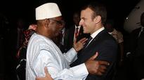 French President Emmanuel Macron in Mali for diplomatic push on Sahel anti-jihad force