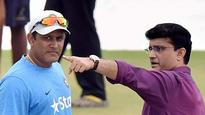 Cricket is captain's game, coach needs to have man-management skill: Ganguly takes subtle dig at Kumble