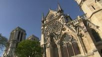 FRANCE: Far-right historian kills himself in Paris's Notre Dame