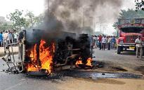 Chased by cops, truck kills 3 boys
