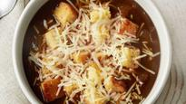 #9. Bistro French Onion Soup