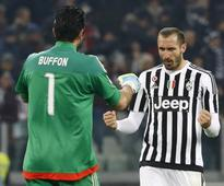 Chiellini hails Juve signings ahead of title defence