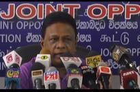 Military is there to provide security to the country and not VIPs; State Minister Ruwan Wijewardena