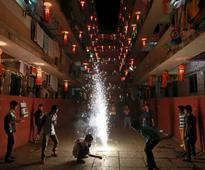 India seizes more illegal Chinese firecrackers, calls for boycott of Chinese products this Diwali