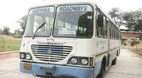 SYL issue: Bus services to Punjab hit