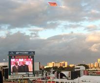 EFF even interrupt Zuma at Durban July