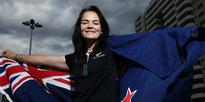 Paralympics: Holly Robinson named NZ flagbearer