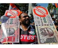 Demonetisation badly hit FICN, hawala trade: Govt