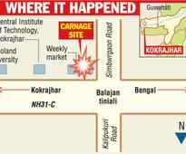 Attack in Kokrajhar in run-up to I-Day