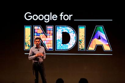 'We want Indians to shape the Internet'