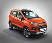 Ford EcoSport Platinum Edition Launched At Rs 10.39 Lakh