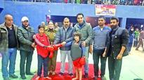 State Wushu meet gets underway