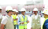 Barakah nuclear energy plant: UAE minister is impressed with progress