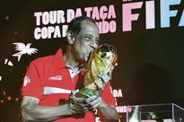 Passing of football legend