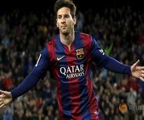 Barcelona star Lionel Messi remains worlds highest paid footballer