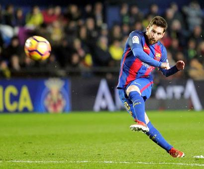 Football PHOTOS: Messi screamer salvages draw for Barcelona, Juventus set record