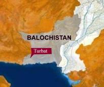 Security forces kill three terrorists in Turbat