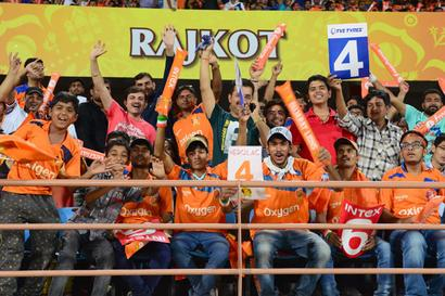 Rs 100 million worth IPL tickets sold in Rajkot